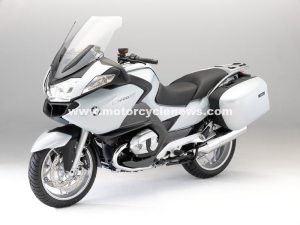 The upgraded 2010 BMW 1200RT
