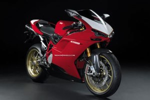 1198r Ducati Corse