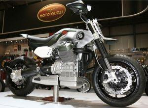 Moto Guzzi v12 Milan Concept bike