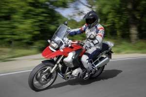 BMW GS 1200 2010 - no danger of it losing its crown as best adventure bike