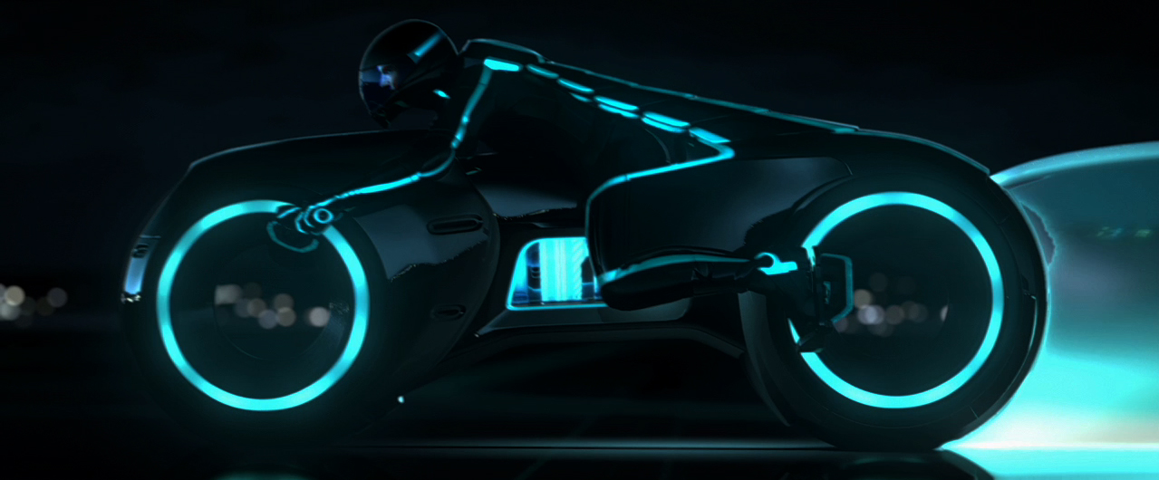the tron light cycle - photo #11
