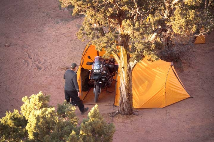 Add ... & The Nomad Tent Company | Ride The Wild Wind