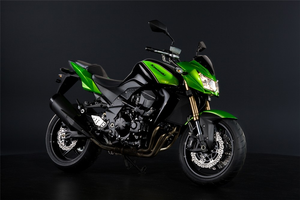 Suzuki's New GSR750 for 2011