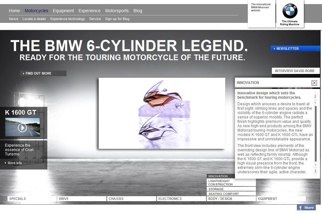 bmw 6 cylinder tourer web site ride the wild wind. Black Bedroom Furniture Sets. Home Design Ideas